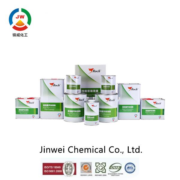 Jinwei All Electrostatic Oil Based Acrylic Paint Metallic Automotive Paint