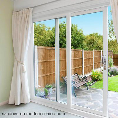 Office Sliding Glass Window / Aluminium Double Glazed Windows and Doors