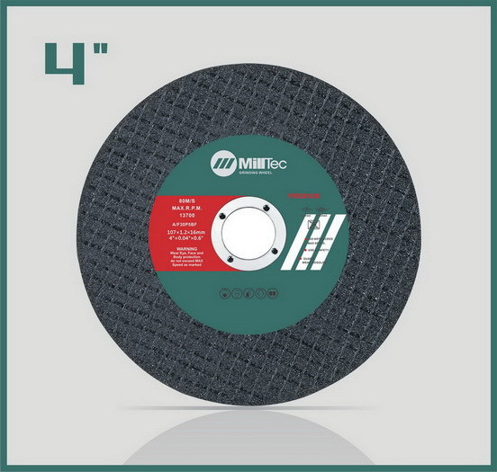 The Most Durable 4′′ Cutting Disc