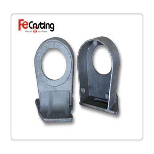 High Precision Steel Casting with Investment