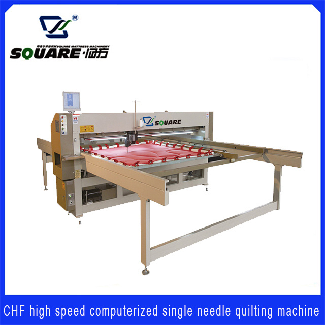 High Speed Computerized Single Needle Sewing Machine Quilting