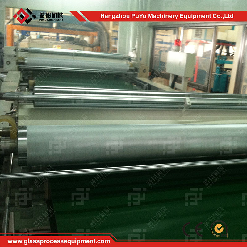 Window&Door Glass Film Coating Machine with Roller Type