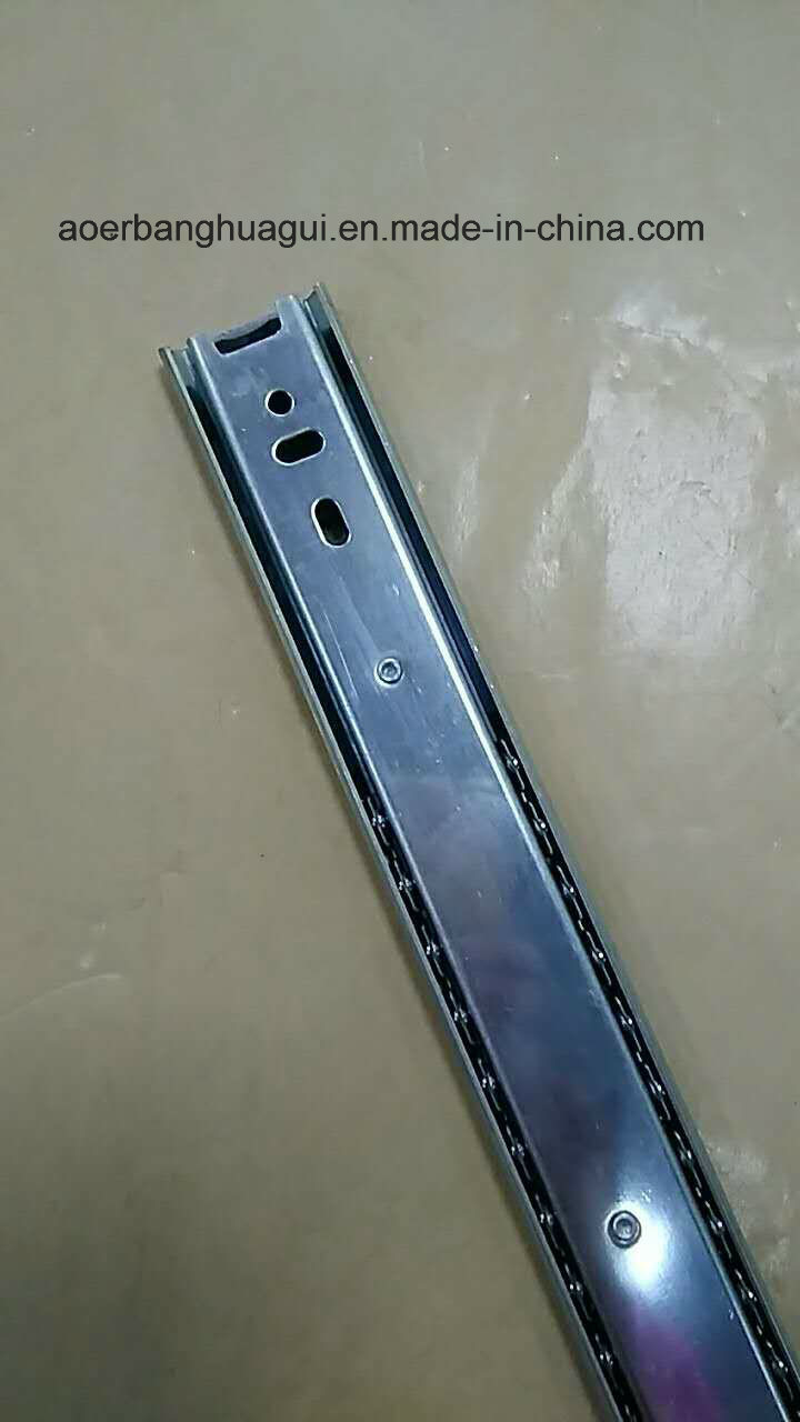 35mm Sing Extension Ball Bearing Drawer Slide