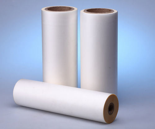 Matte Thermal Transfer Polyester Film / Pet Film /BOPET Film