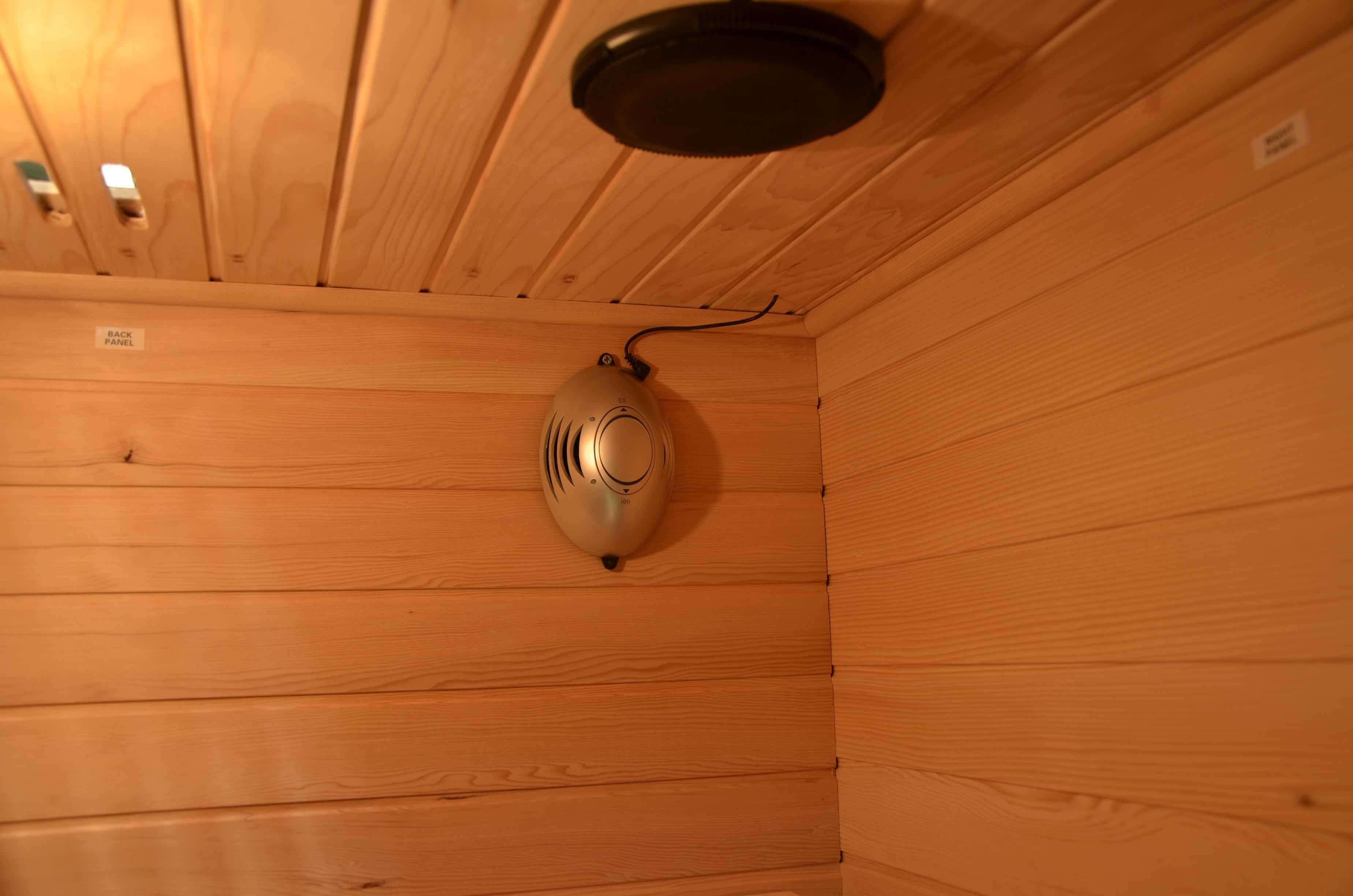 2016 Far Infrared Sauna Room Portable Wood Sauna for 1 People (SEK-C1)