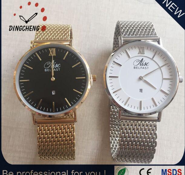 Nato Strap Watch Quartz Stainless Steel Wrist Watch with Japan Miyota Movement