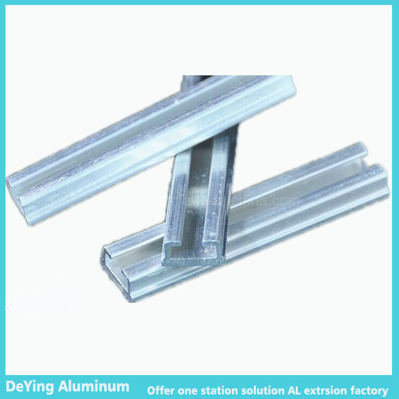 Aluminum/ Aluminum Profile Extrusion for Hair Straightener