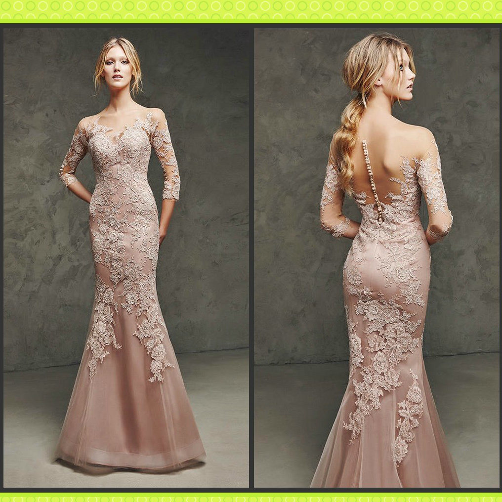 Lace Dress Formal