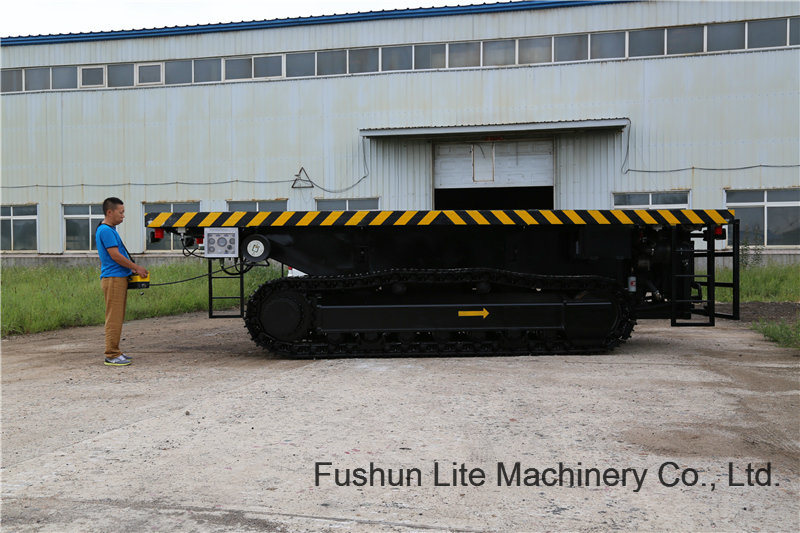 25 Tons Remote Control Crawler Transporter