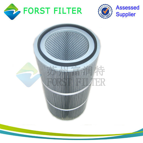 Forst Type Amano Filter Cartridge Dust Collector