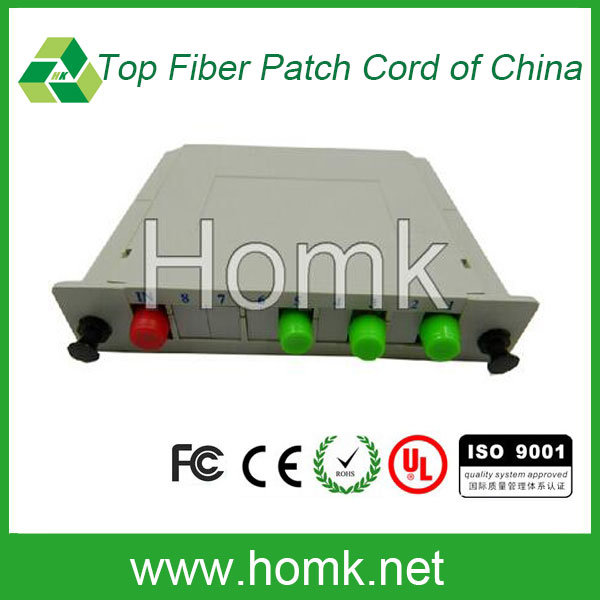 Lgx Type Splitter 1*4 PLC Splitter