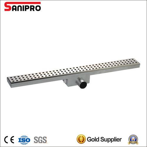 CE Approval Linear Drain Ss304 Floor Drain