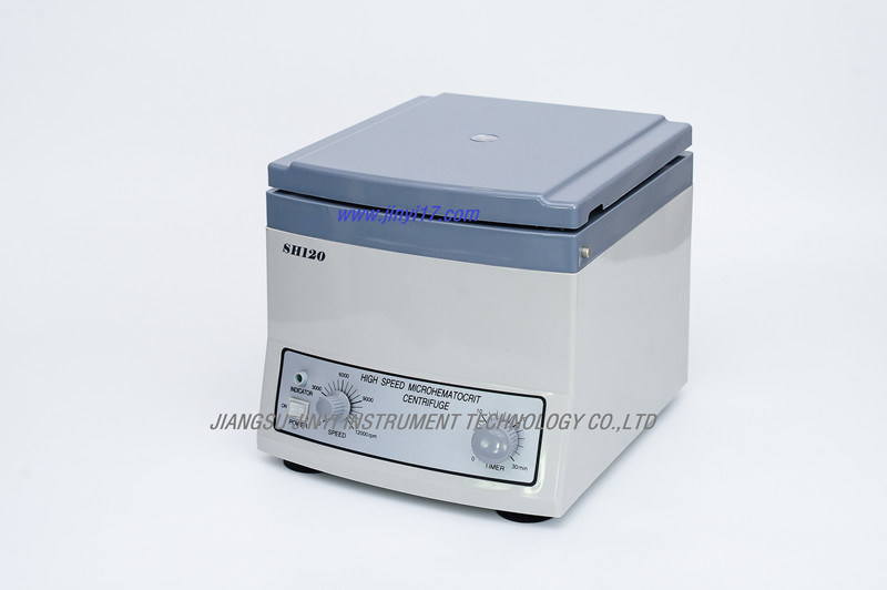 Sh120 Benchtop High Speed Micro Hematocrit Centrifuge