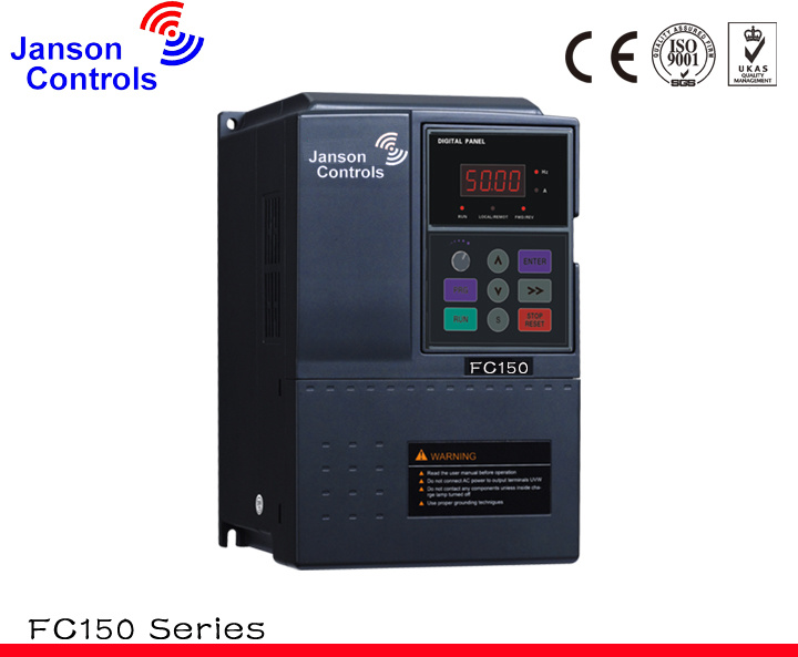 Single Three Phase AC Drive Low Voltage Variable Frequency Drive