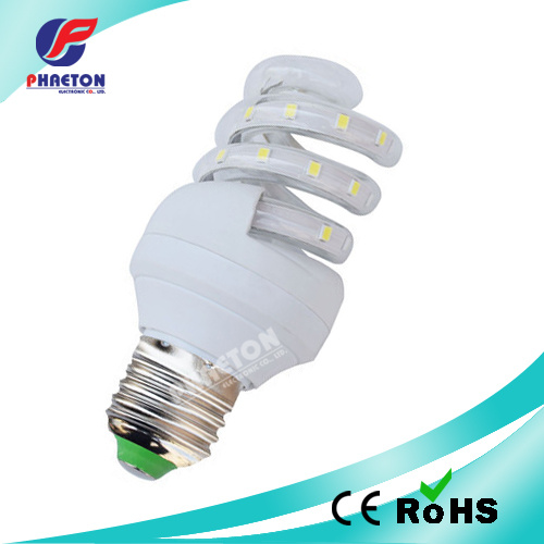 LED Energy Saving Lamp spiral Type E27 5W (pH6-3017)