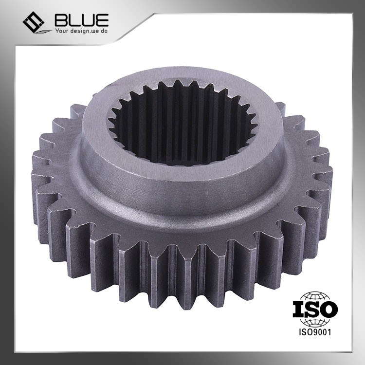 rifle scope parts processing-China Internal Spur Gear with Ca