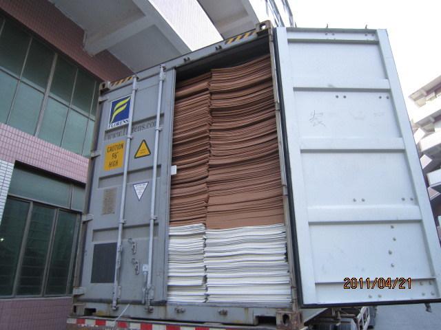 Closed Cell EVA Foam Block Shoe Sole Material