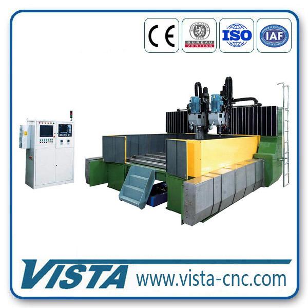 CNC High-Speed Drilling Machine (deep hole) Dmh/S Series