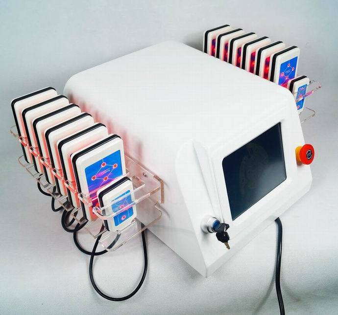 Lipo Laser Diode Laser for Fast Weight Loss Beauty Equipment