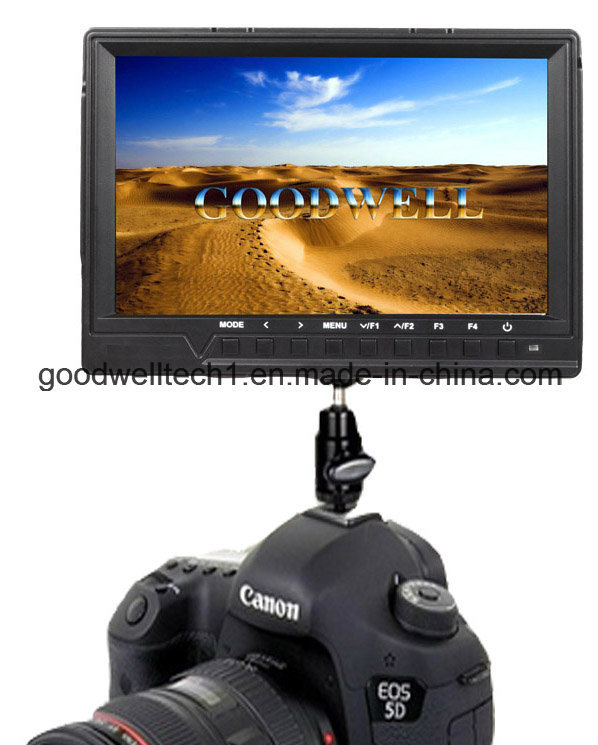 1200: 1 HDMI Input Camera 7 Inch LCD Screen