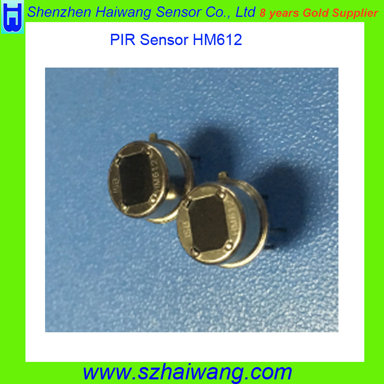 High Performance Digital Infrared Motion Sensor for Alarm System