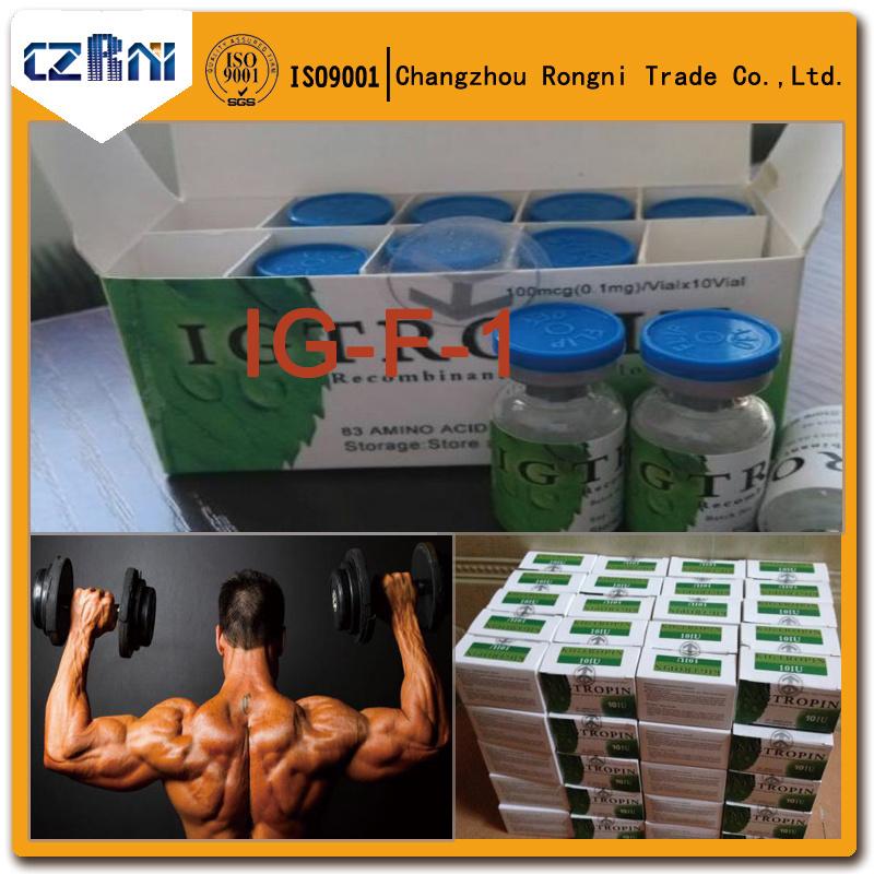 191AA Ig-F Lr3 Human Growth Injections Hormone (100mcg/vial, 10vial/box)
