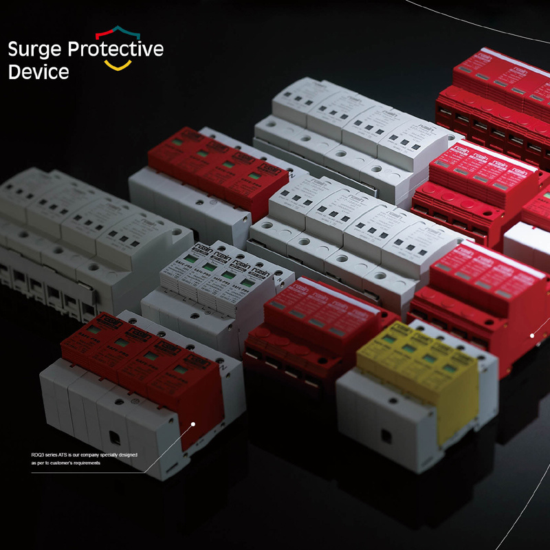 Sp2 Series Indoor Power Supply Surge Protection Device, 5ka-40ka