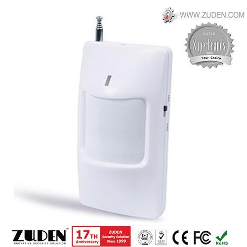 Wireless Home Intelligent Burglar GSM Alarm for Home Security