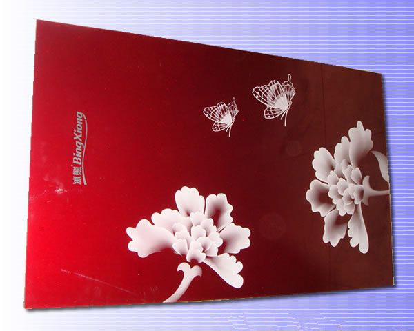 Printing Tempered Glass