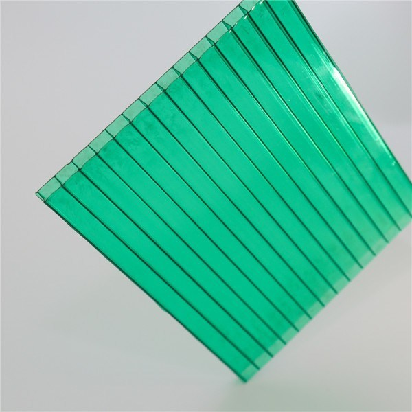 Bayer Material Hollow Polycarbonate Sheet with UV