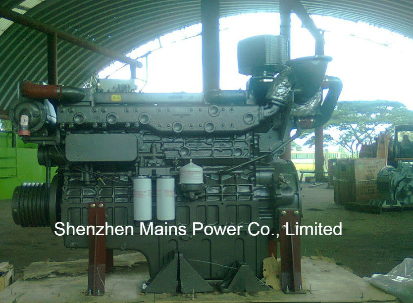 480HP Yuchai Marine Diesel Engine Fishing Boat Motor Boat Engine