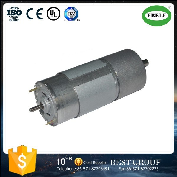 Micro DC Motor, Gear DC Motor, Electric Motorcycle,