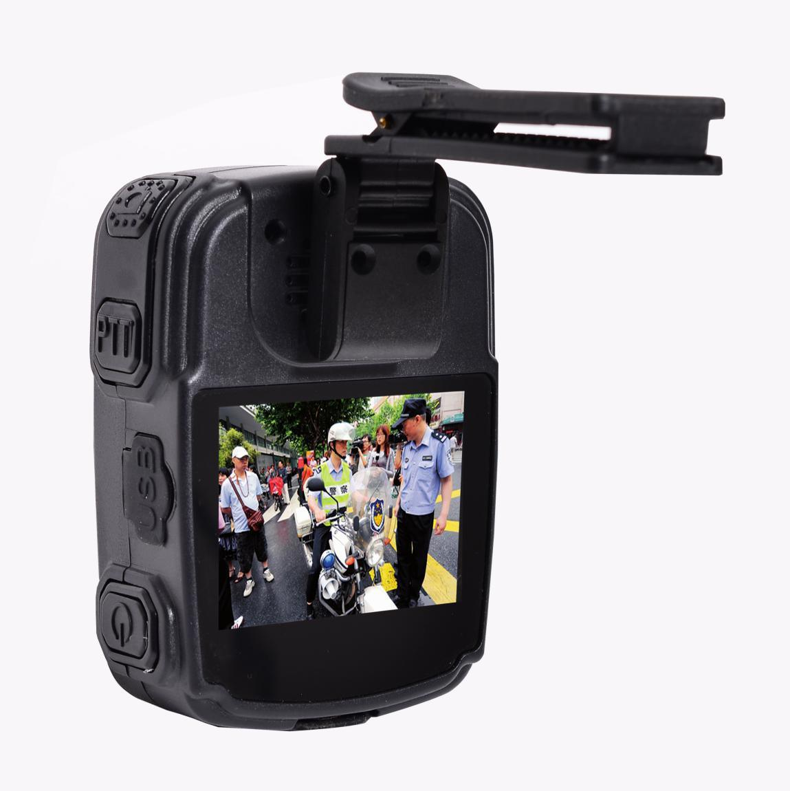 CCTV Wireless Security Guard Police Body Worn Camera