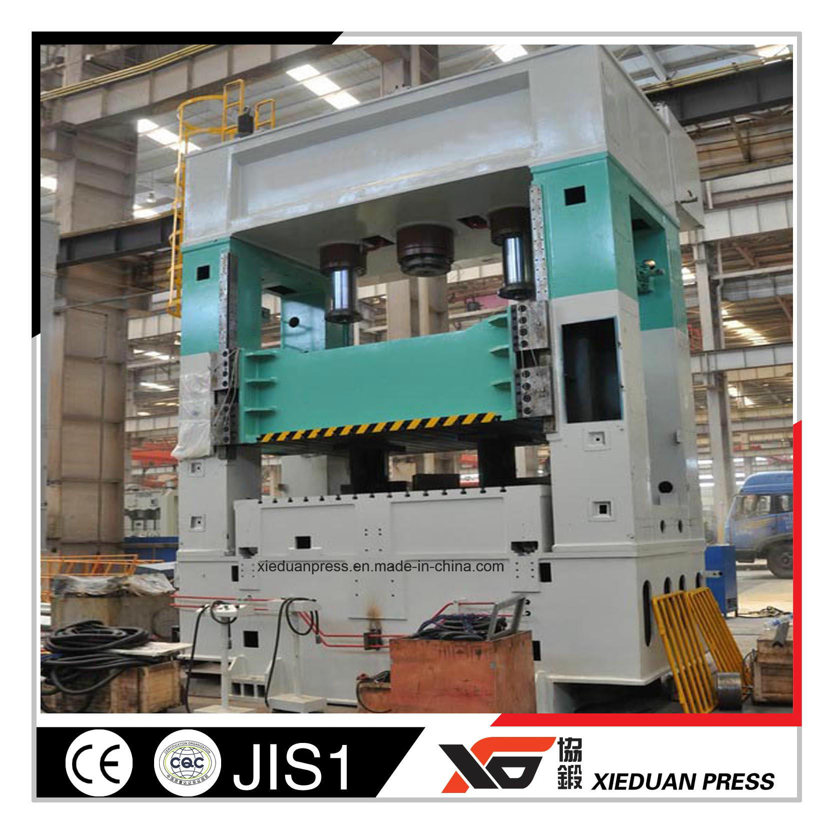 Straight Side Hydraulic Punching Machine (315ton-2000ton)