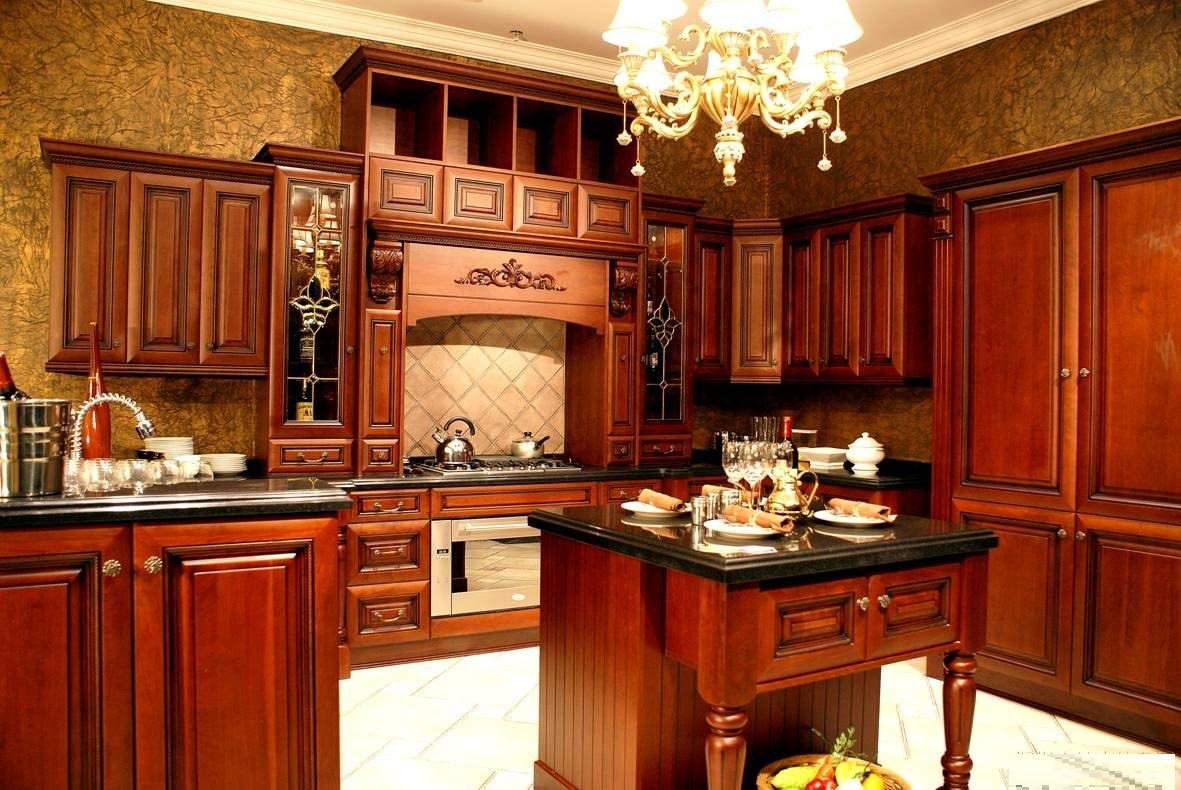 exceptional Kitchen Cabinets From China Reviews #4: Custom Kitchen Cabinets China Jf Special