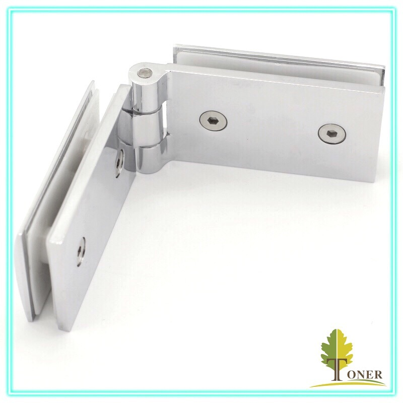 Hot Sale Type Zinc Alloy Glass Door Hinge
