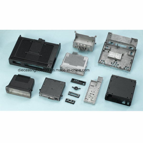 Heat Sink Die Casting Parts