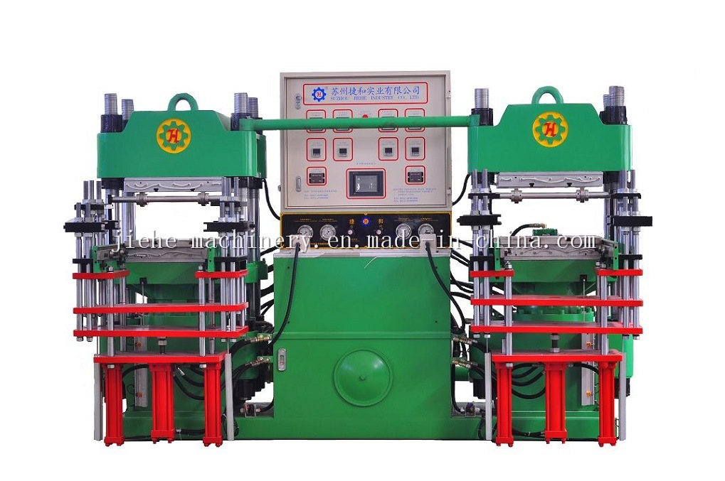 Rubber Silicone Vulcanizng Press for Rubber O-Rings Made in China