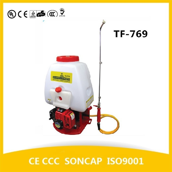 High Quantity! Agriculture Gasoline Sprayer, 25L Gasoline Knapsack Power Sprayer, Garden Sprayer (TF-769)