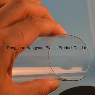 High Clear PETG Packaging Tube
