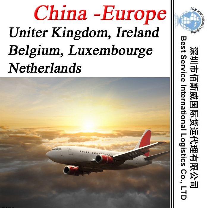 Air Freight Uniter Kingdom, Ireland, Belgium, Luxembourge, Netherlands (Logistics service)