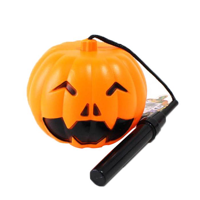 Small Plastic Halloween Pumpkin Toy (10263293)