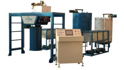 Auto Batching Machine Foam Machinery