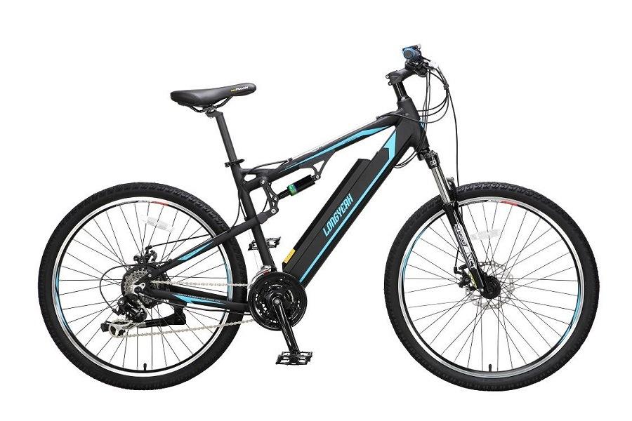 Mountain Electric Bike Tde1502z