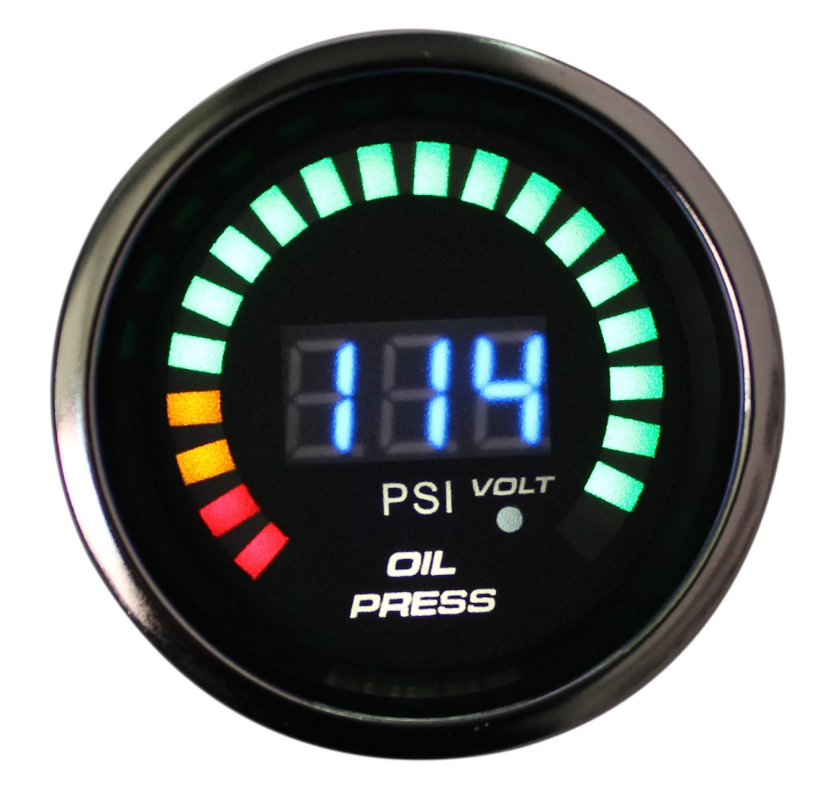 "2"" (52mm) Auto Gauges for 20 LED Digital Gauge (6236)"