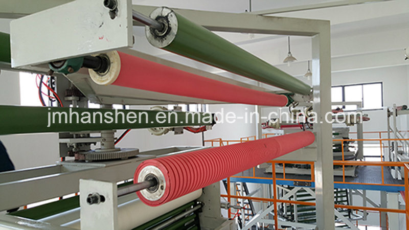 Level Rotary Traction System of The Machine in Hanshen Machinery