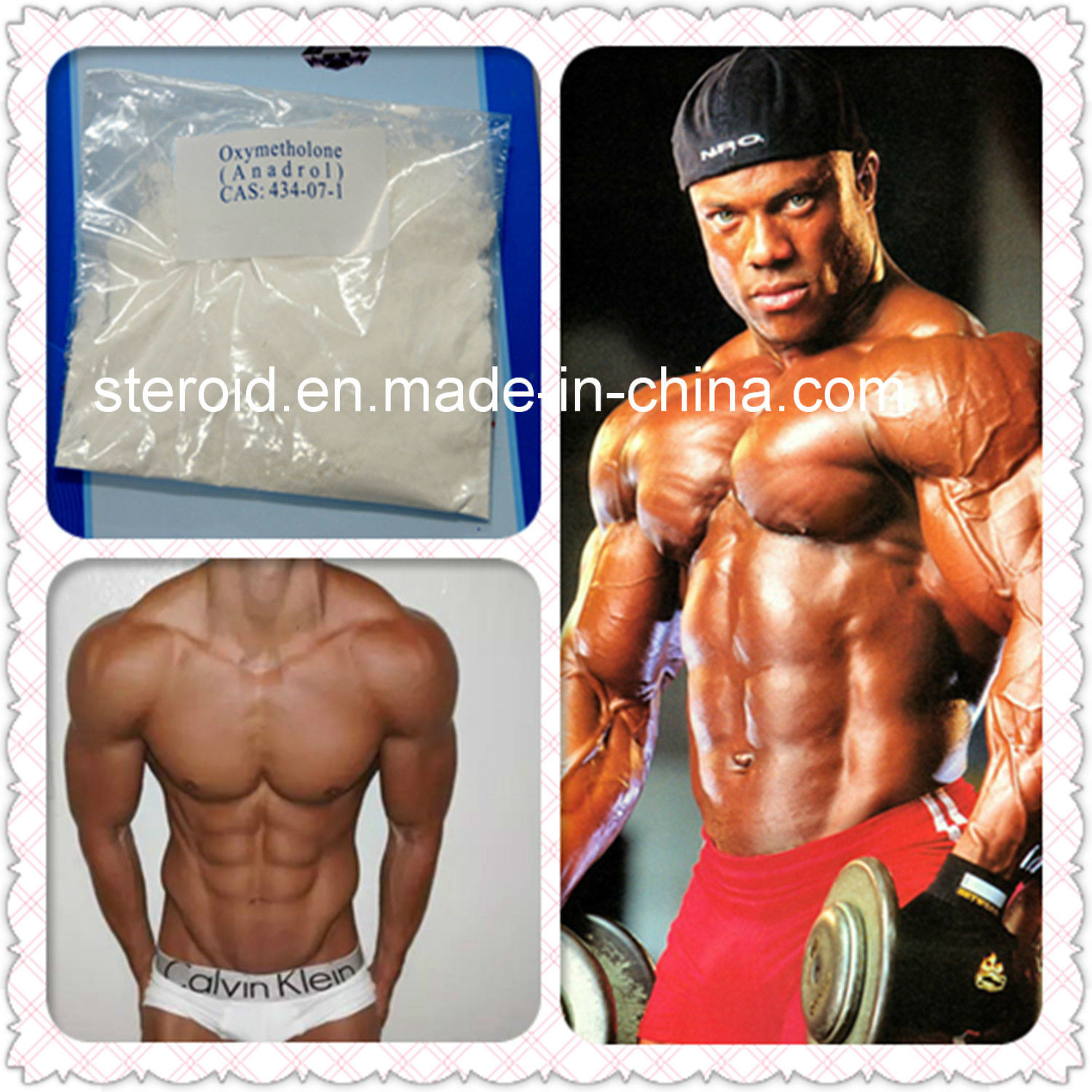 99.5% Purity Steroids Clostebol Acetate Tbol with Safe Delivery