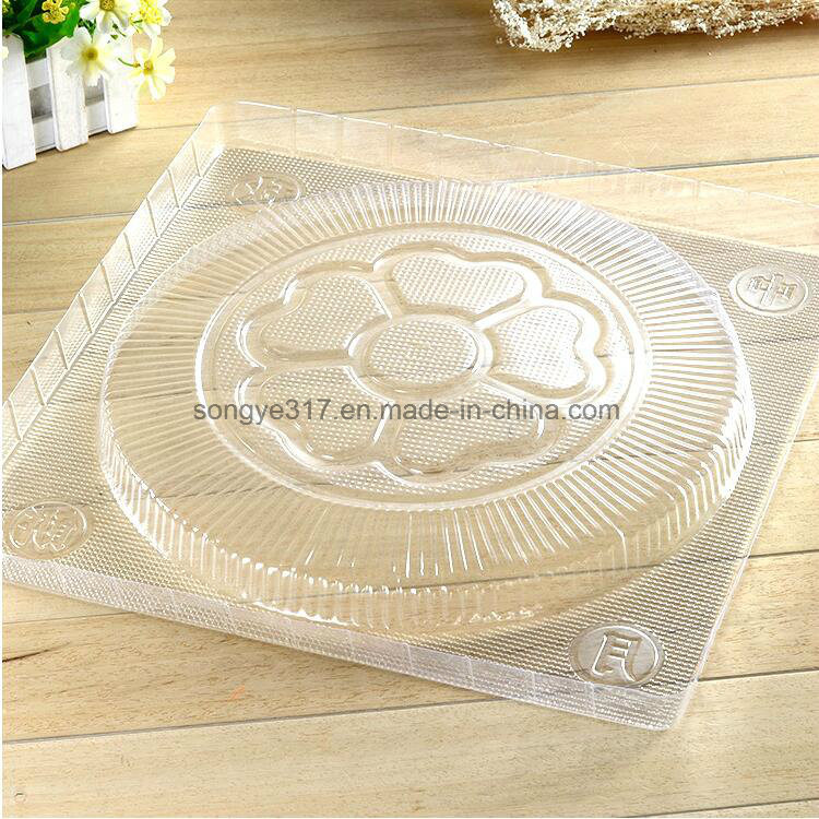 Biscuit Box Blister Inner Tray Custom Pizza Plastic Packaging Tray