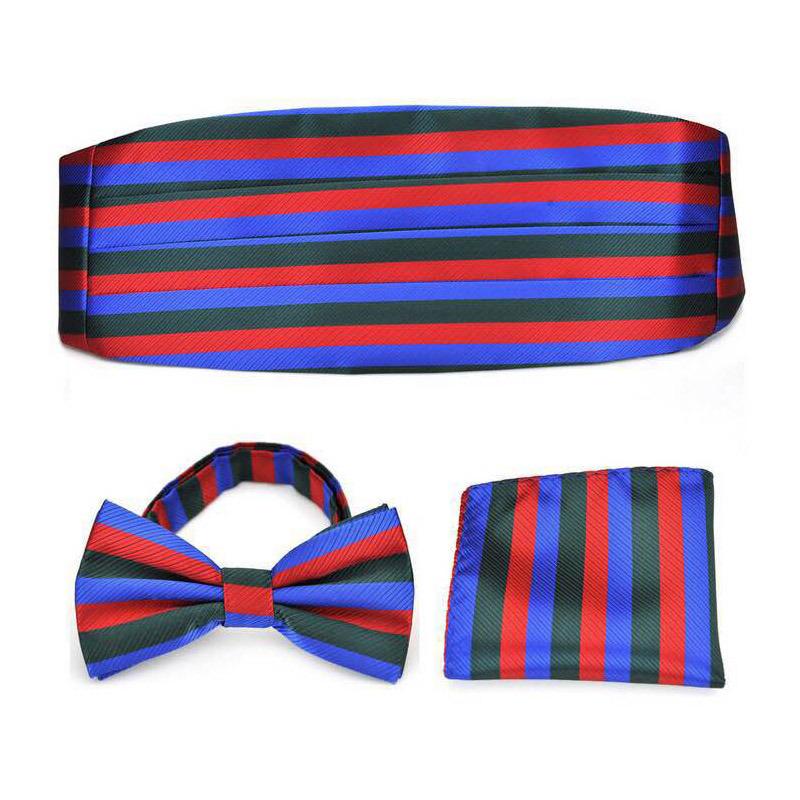 Classic Design 100% Silk Bow Ties for Men