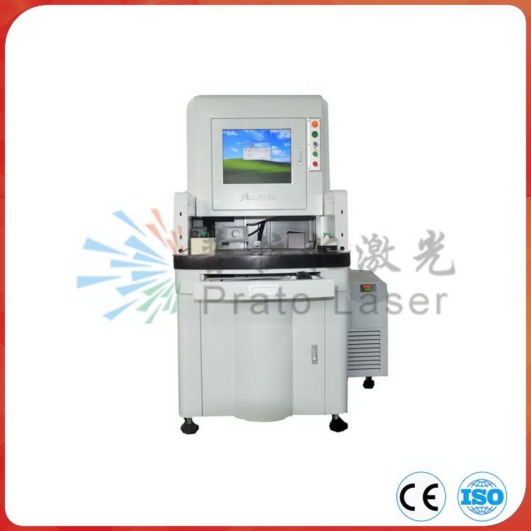 UV Laser Marking Equipment for Glass (UV-3W/5W/8W)